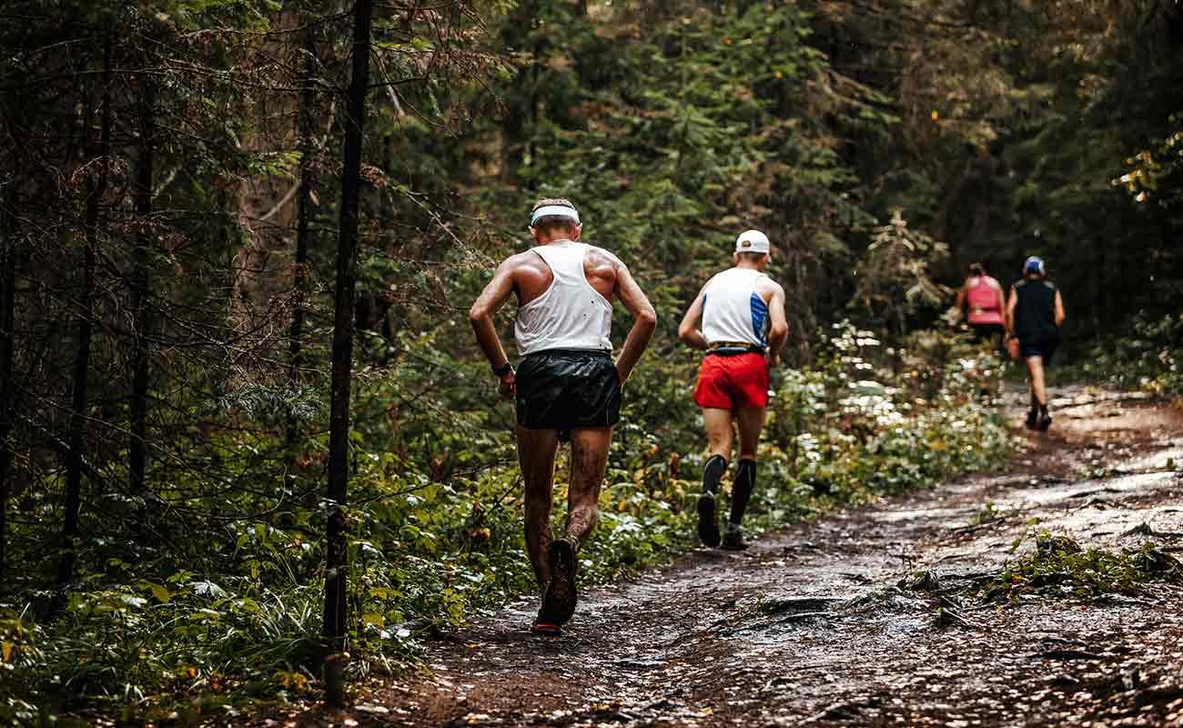 best trail running shorts